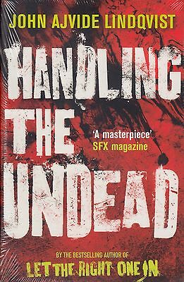 Handling the Undead BRAND NEW BOOK by John Ajvide Lindqvist (Paperback, 2009)