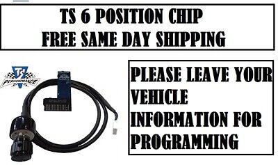 94.5 - 2003 Ford Powerstroke 7.3 Diesel Ts Performance 6 Position Chip 118040