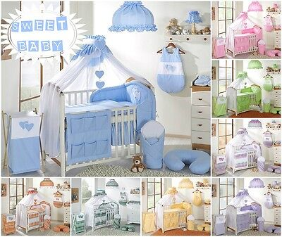 Mega Baby Bedding Set 14 Pieces For Baby Cot A Ot Of Colors 2017
