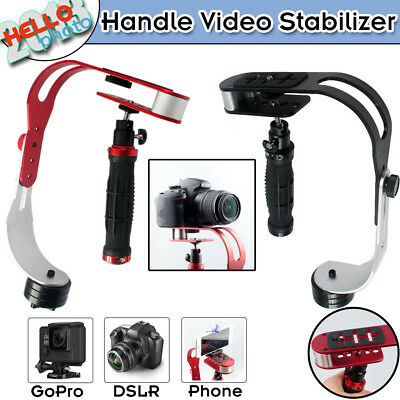 Handheld Stabilizer Steadicam Steadycam for Video DSLR iPhone GoPro Camcorder AU