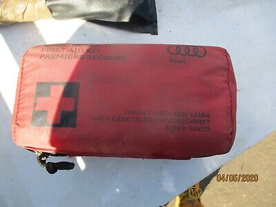 Audi A3 A4 A6 S3 Rs4 In Car First Aid Emergency Kit 8F0860282 8F0 860 282