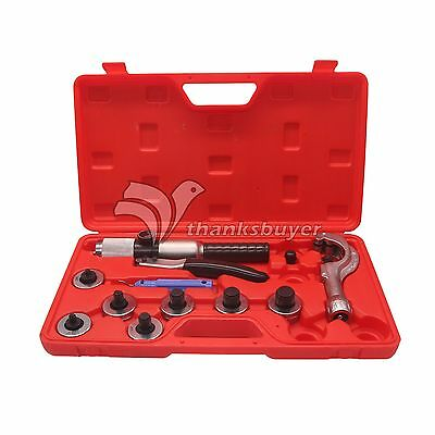 CT-300 Hydraulic Tube Expander 7 Lever Tubing Expanding Tool Swaging Kit Tools