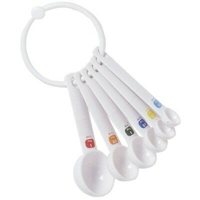Tala Set of 6 Measuring Spoons 10A10450