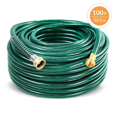 Duradrive 1/2 in. x 100 ft. DuraFlex PVC Light Duty Garden Hose