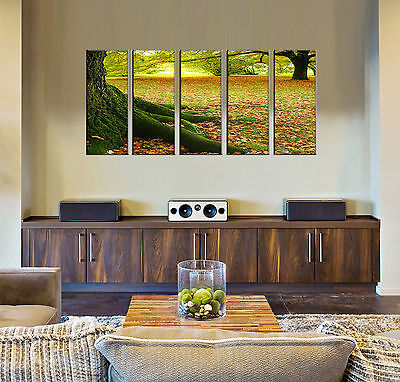 Framed Canvas Prints - Autumn Leaves - Prints On Canvas - Wall Art Home Decor