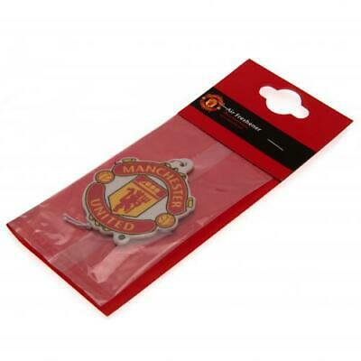 Manchester United Fc Air Freshener Freshner Car Accessory Room Office Gift Xmas