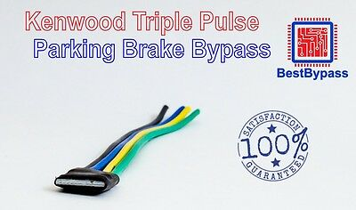 Bypass Brake wire Compatible with KENWOOD by BestBypass