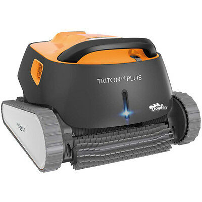 Dolphin Triton Plus Pool Cleaner with PowerStream - 99996212-US