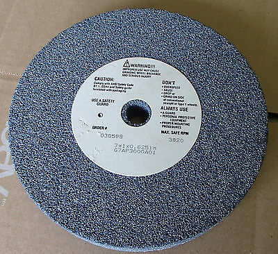 Tyrolit 7 X 1 X 5/8 BENCH GRINDING WHEEL 200038598 30000578 New Surplus