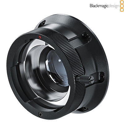 Blackmagic Design B4 Lens Mount for URSA Mini PL Camera l Authorized Dealer