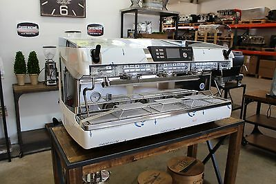 Nuova Simonelli Aurelia II – T3 Digital Volumetric Commercial Espresso Coffee Ma