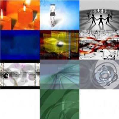 Video Backgrounds / 10 motion clips / Vj loops /High Definition