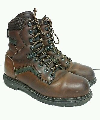 f32d51aa00a RED WING SAFETY Boots 2245 Elect Hazard Steel Toe SuperSole Men's ...