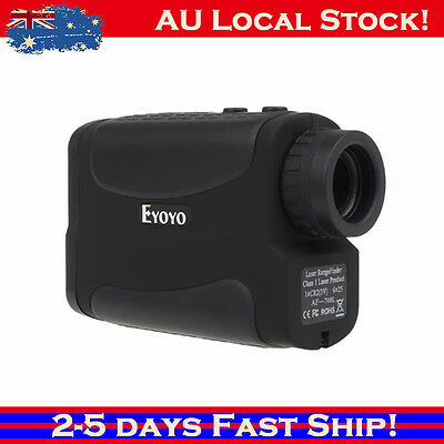 Golf Laser Rangefinder Game Hunt Range Finder Scope 700m/yards Binocular Optics