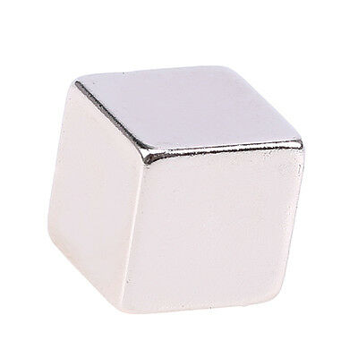 10/20/50/100 N52 Large Strong Block Square Cube Rare Earth Neodymium Magnets