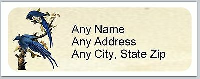 30 Personalized Address Labels Birds Buy 3 get 1 free (ac 604)