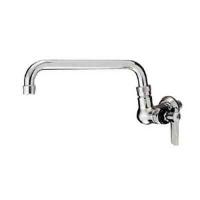 "Encore® Single Wall Mount Faucet | 6"" Straight Swing Spout"