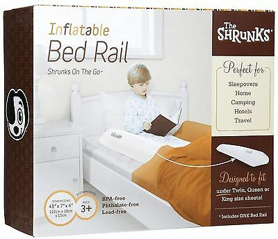Shrunks Travel Bed Rail - Keeps Children Safe From Falling Out Of Bed