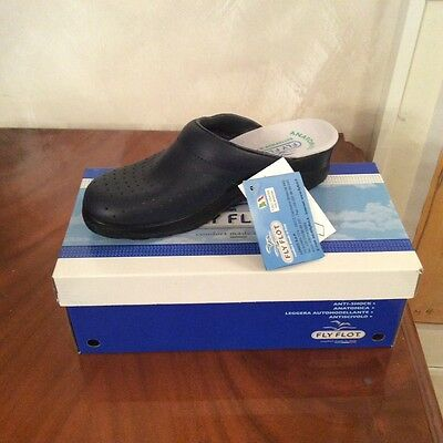 Pantofola fly flot in pelle Made in Italy affareeeee