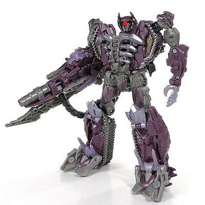 """7"""" Transformers Dark of the Moon Shockwave Action Figure Kid Toy New Arrival"""