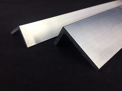 Aluminium Angle Metal Alloy Corner Section Extruded Angle 2000mm
