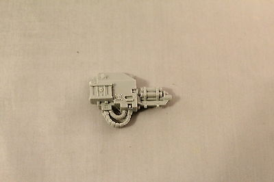 Warhammer Dreadnought Autocannon Arm Bits