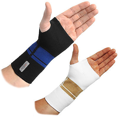Talarmade Elastech Wrist Palm Arthritis Gel Pain Relief Compression Support