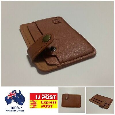 Men's Wallet , Slim Credit / Opal Card Holder , Unisex & Fast Shipping