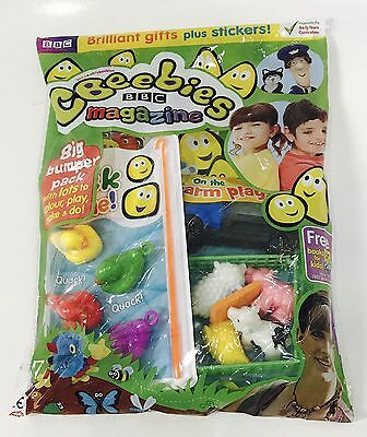 CBeebies Magazine #478 BUMPER GIFT SPECIAL! (NEW)