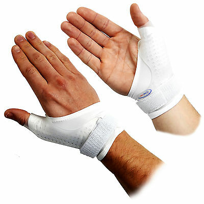 Talarmade Polythene Orthosis Hard Shell Sprain Thumb Aid Stabiliser Guard Brace