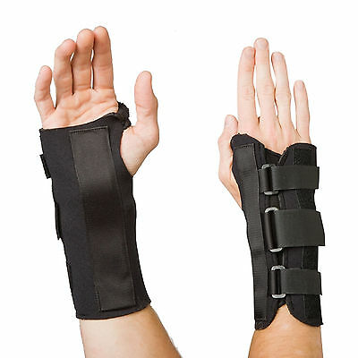 Talarmade Cool Comfort Sprain Strain Carpal Tunnel Wrist Support Guard Brace NHS