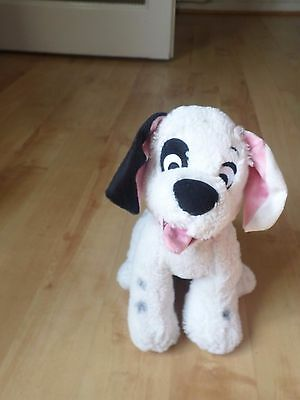 Plush  disney  Soft Toy  101 One Hundred and One Dalmatians  Patch  disneystore