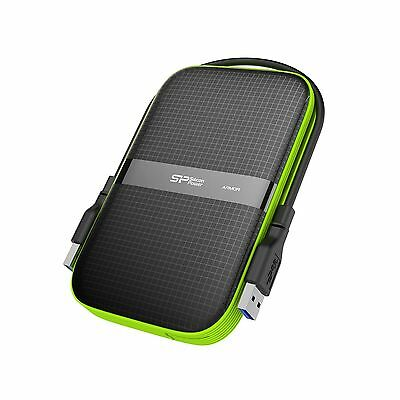 SP/Silicon Power Armor A60 1TB Military-grade Shockproof / Water-Resistant ... -