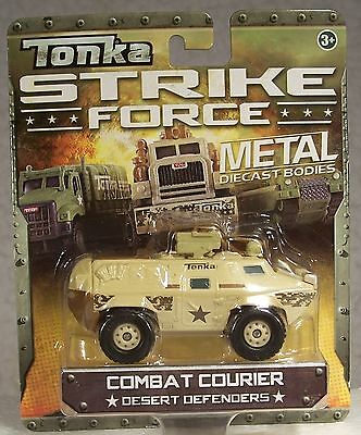 U.S. ARMY  Tonka Strike Force Combat Courier Desert Fortified