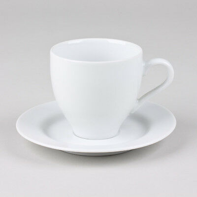 Tasse / Sous Tasse A The 15Cl Chamonix (Lot De 6)