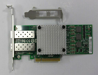 BCM57810S 10GB Dual Port SFP+ PCIe x8 Ethernet Converged Network Adapter