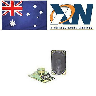 2pcs AS07108PO-3-R - PUI Audio - Speakers and Transducers 8 ohm 100-20000Hz