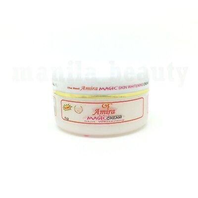 Genuine AMIRA Magic Cream Skin Lightening Blemishes Dark Spots KSA