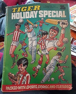 Tiger comic Holiday Special - 1978