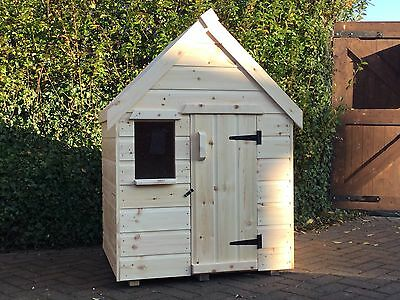 Childrens Wooden Play House Wendy House Small Child Top Quality CAN DELIVER