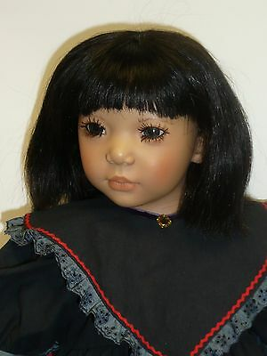 """26"""" Shireem by Annette Himstedt, Beautiful Face, w/Box & COA 1992-92"""