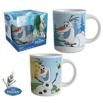 Disney Frozen Die Eiskönigin Kindertasse Porzellan Kinderbecher Kakaobecher