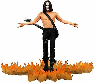 """Cult Classics Hall of Fame The Crow Eric Draven 7"""" Action Figure - NEW by NECA"""