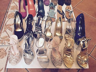 NEW Lot 100 Pair GREAT BRANDS Moccasins Sandals Wedges Heels Slippers Sizes 5-10