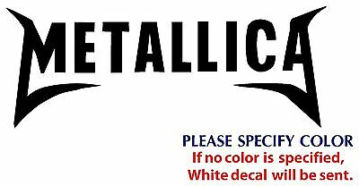 """B WITCHED Metal Music Graphic Die Cut decal sticker Car Truck Boat Window 8/"""""""