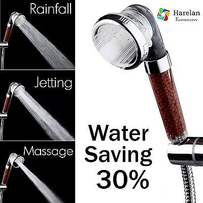 NEW Amazing Shower Head - High Pressurize Water Saving . 3 Functions! New Model