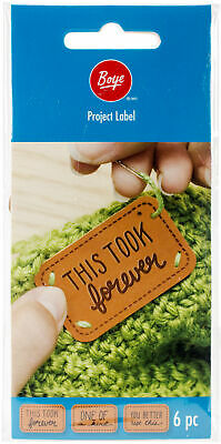 Boye 1014001  Project Label 6/Pkg-Sarcasm (3Pk)