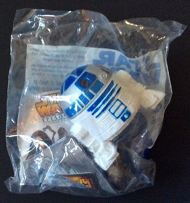 2005 Star Wars Episode III Burger King Kids Meal Toy -R2D2