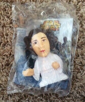 2005 Star Wars Episode III Burger King Kids Meal Toy - Princess Leia