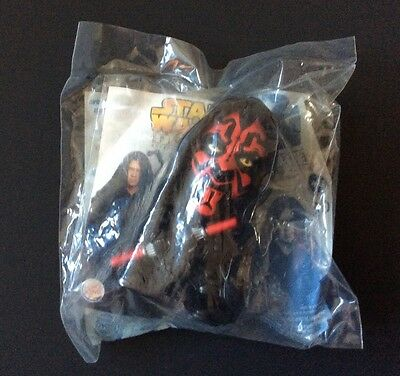 2005 Star Wars Episode III Burger King Kids Meal Toy - Darth Maul